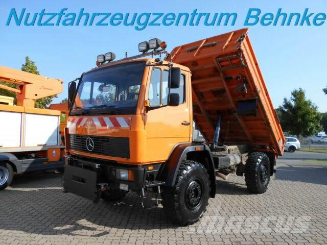 Mercedes-Benz LK 1317 AK 4x4 singlebereift/ AHK/ 1.Hand