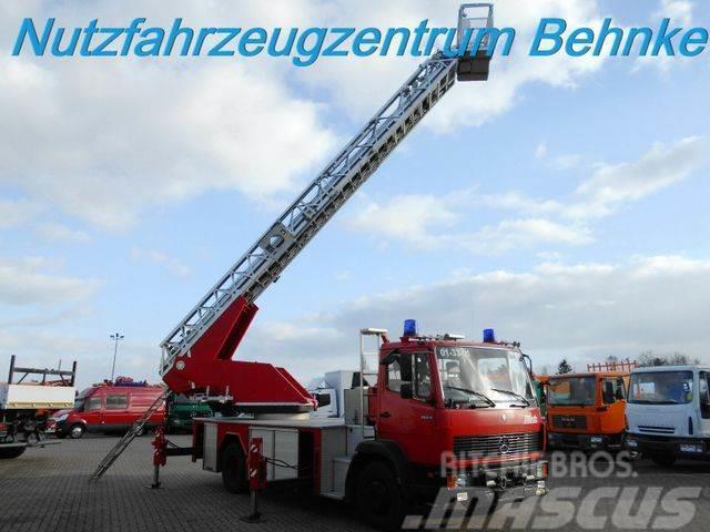 Mercedes-Benz LK 1524 DLK Metz 23-12 Drehleiter+Korb