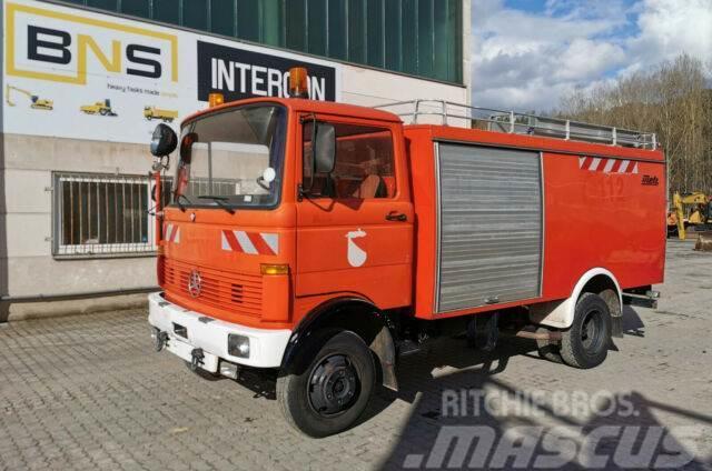 Mercedes-Benz LP813*Original Feuerwehrauto*