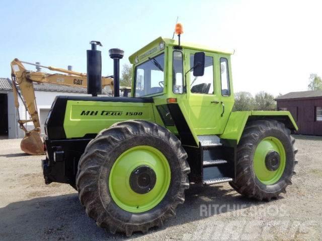 mercedes benz mb trac 1500 gebrauchte traktoren gebraucht. Black Bedroom Furniture Sets. Home Design Ideas