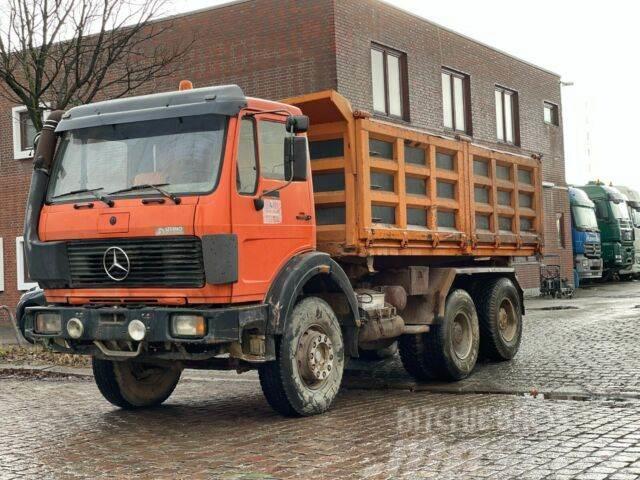 Mercedes-Benz NG 2636K/ 6x4 / V10 / 13t Achsen