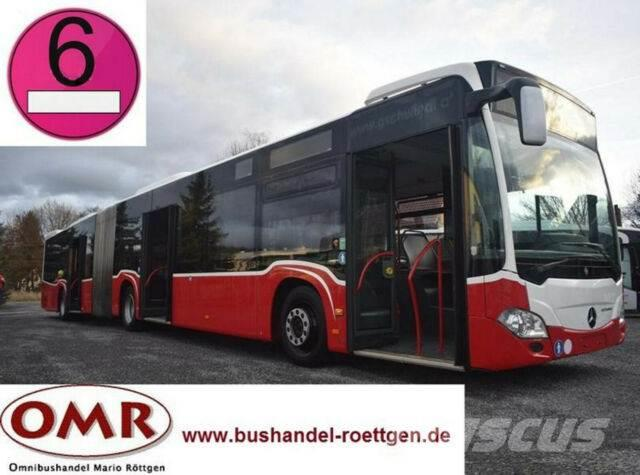 Mercedes-Benz O 530 G Citaro C2 / Lion's City / Euro 6 / A2