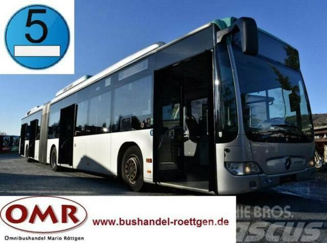 Mercedes-Benz O 530 G DH/Citaro Diesel Hybrid/A23/4421/Klima
