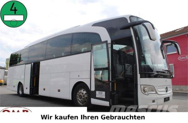 Mercedes-Benz O 580 15 RHD Travego/415/350/Schaltgetriebe