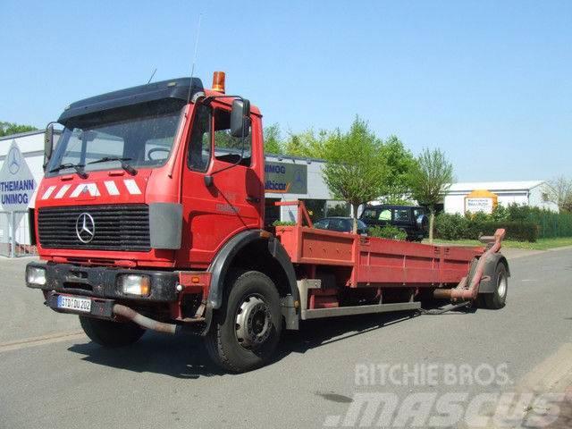 Mercedes-Benz Ruthmann,Schräghubwagen,Abschleppwagen