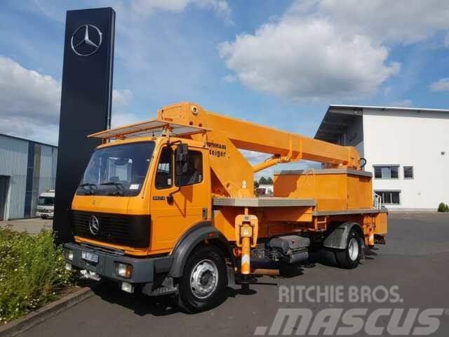 Mercedes-Benz SK 1824 4x2 Hubsteiger Ruthmann T335 35,5m