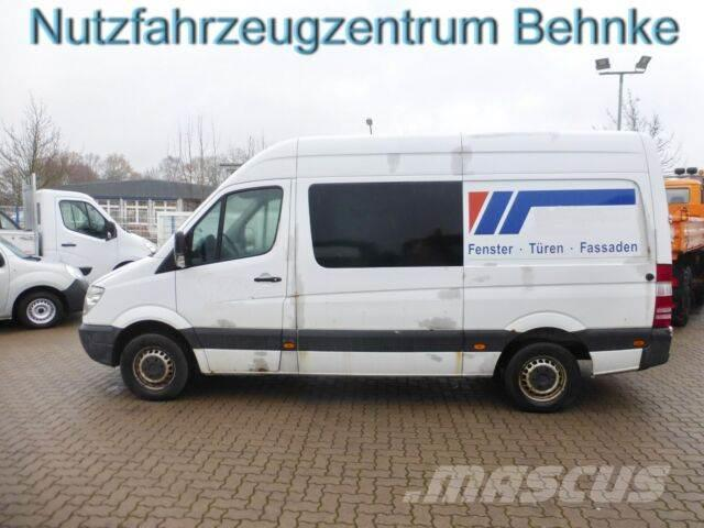 used mercedes benz sprinter 211 cdi dpf mixto l2h2 6 sitze. Black Bedroom Furniture Sets. Home Design Ideas