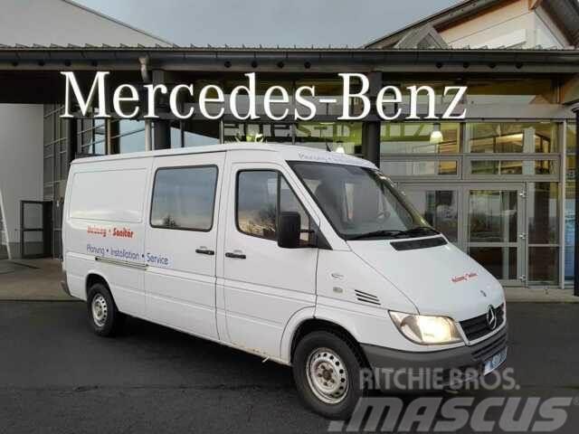 Mercedes-Benz SPRINTER 211 CDI KASTEN+FLACH+MITTEL+ AHK+HU03/2