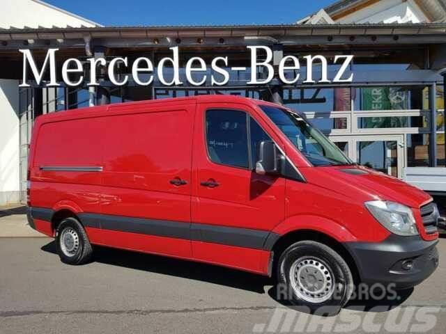 Mercedes-Benz Sprinter 213 CDI 3.665 AHK Klima Fahrass-Paket