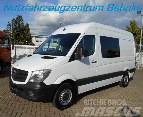 Mercedes-Benz Sprinter 213 CDI KA L2H2 Klima 2 Sitze EU5