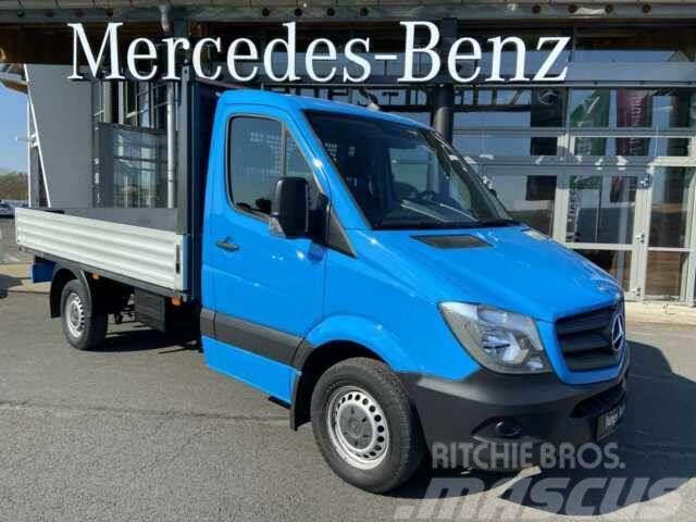 Mercedes-Benz Sprinter 216 CDI Pritsche AHK Sitzheizung 1Hand