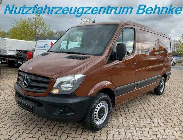 Mercedes-Benz Sprinter 216 CDI KA L2H1/Automatik/Tempomat/AHK