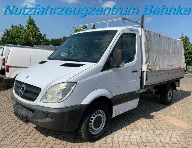 Mercedes-Benz Sprinter 311 CDI L2 Pritsche+Plane/ AHK/ 3 Sitze