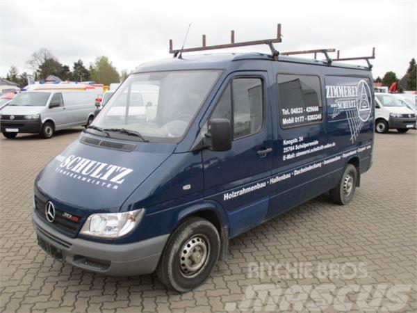 Mercedes-Benz Sprinter 313 CDI Mixto KA L2H1 5 Sitze AHK 2,8t