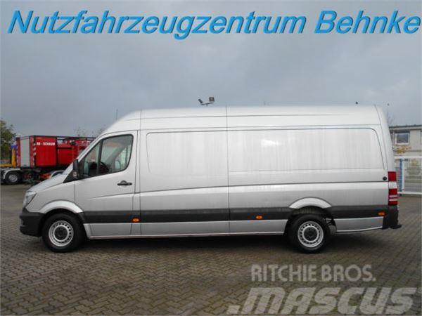 Mercedes Sprinter Luftfederung Preis