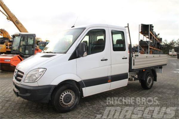 used mercedes benz sprinter 313 cdi pritsche 906 pickup. Black Bedroom Furniture Sets. Home Design Ideas