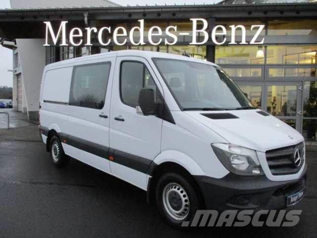 Used mercedes benz sprinter 313 cdi mixto ahk klima kamera for Mercedes benz sprinter 313