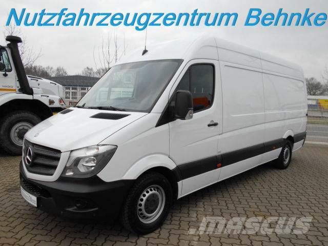 Used mercedes benz sprinter 313 cdi ka maxi klima 3 for Mercedes benz sprinter 313