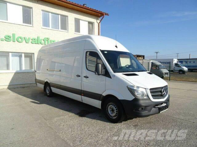 Mercedes-Benz SPRINTER 313 CDI, manual, EURO 5, vin 499