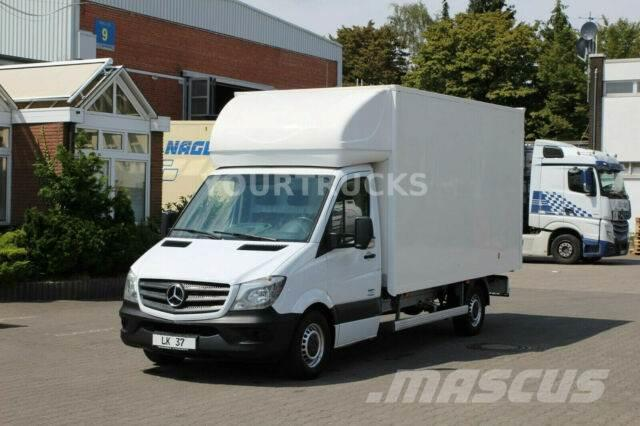 Mercedes-Benz Sprinter 313 Cdi/Koffer 4,3m/Klima/Navi