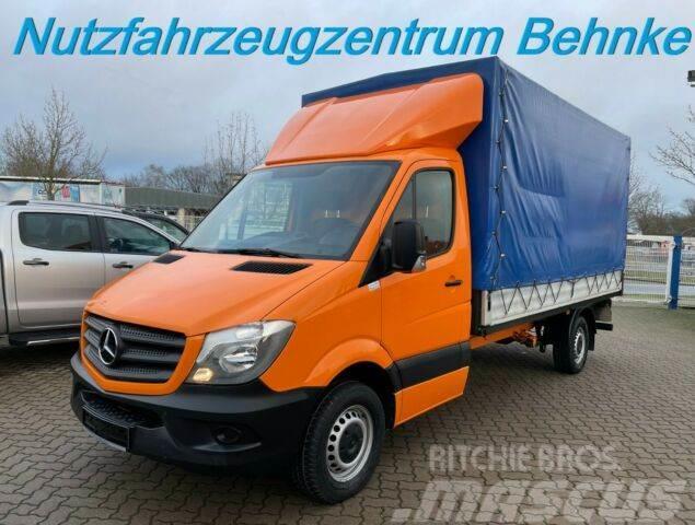 Mercedes-Benz Sprinter 313 CDI Maxi Pritsche Plane/ LBW 750kg