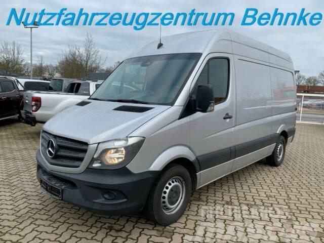 Mercedes-Benz Sprinter 313 CDI KA L2H2/Klima/AHK 2t/3 Sitze/E5