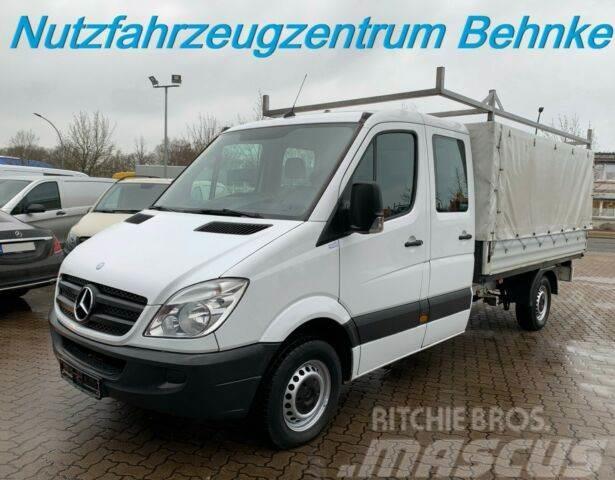 Mercedes-Benz Sprinter 313 CDI Doka Maxi/Pritsche+Plane/AHK
