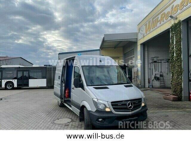 Mercedes-Benz Sprinter 313 GEFANGENENTRANSPORTER