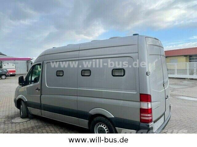 Mercedes-Benz Sprinter 313 GEFANGENENTRANSPORTER ZELLE JVA