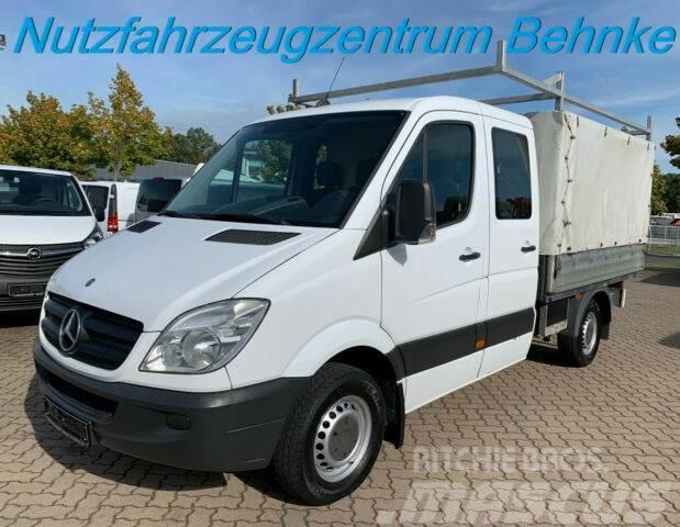 Mercedes-Benz Sprinter 313 CDI DoKa Pritsche L2/ AHK 2,0t
