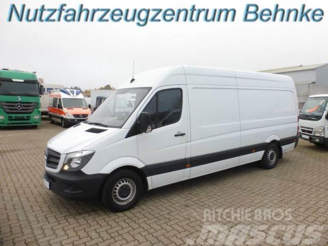 Mercedes-Benz Sprinter 313 CDI Maxi KA L3H2 Klima 3 Sitze EU5