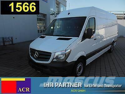 Mercedes-Benz Sprinter 314 CDI Kasten Maxi Klima AHK 3500kg Eu
