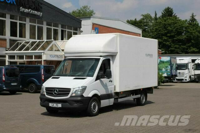 Mercedes-Benz Sprinter 314 CDI E6/Koffer 4,3m/Klima/Navi