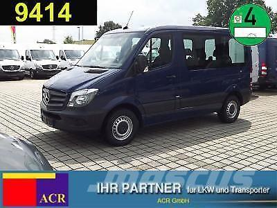 mercedes benz sprinter 316 cdi kombi ii 8 sitze klima. Black Bedroom Furniture Sets. Home Design Ideas