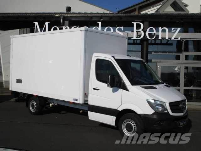 used mercedes benz sprinter 316 cdi koffer maxi klima. Black Bedroom Furniture Sets. Home Design Ideas