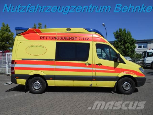 Mercedes-Benz Sprinter 316 CDI RTW Ambulanz Mobile/ Delfis 2