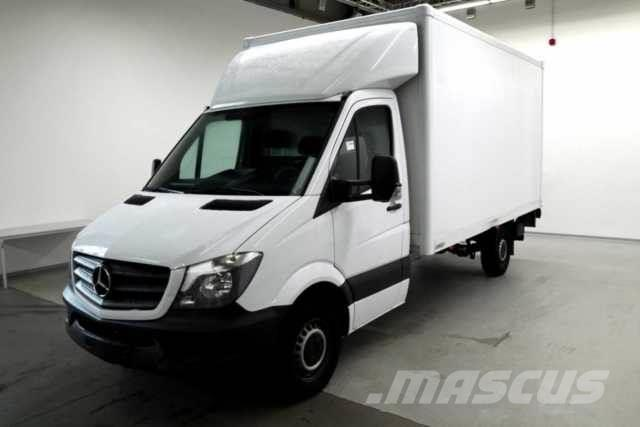 mercedes benz sprinter 316 cdi koffer lbw klima til salgs. Black Bedroom Furniture Sets. Home Design Ideas