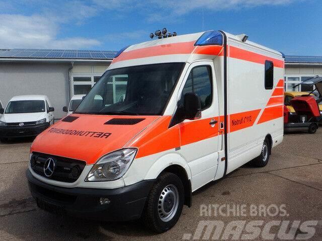 Mercedes-Benz Sprinter 316 CDI - KLIMA - Krankenwagen RTW Moto