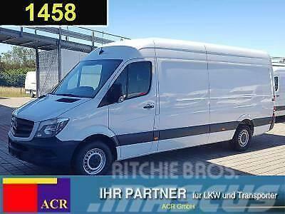 Mercedes-Benz Sprinter 316 CDI Kasten Maxi AHK Klima Euro6 L3H