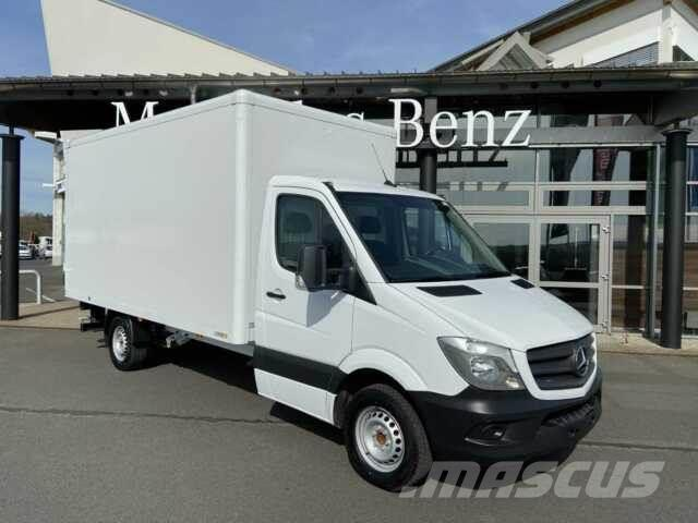 Mercedes-Benz Sprinter 316 CDI Koffer 4.325 Klima