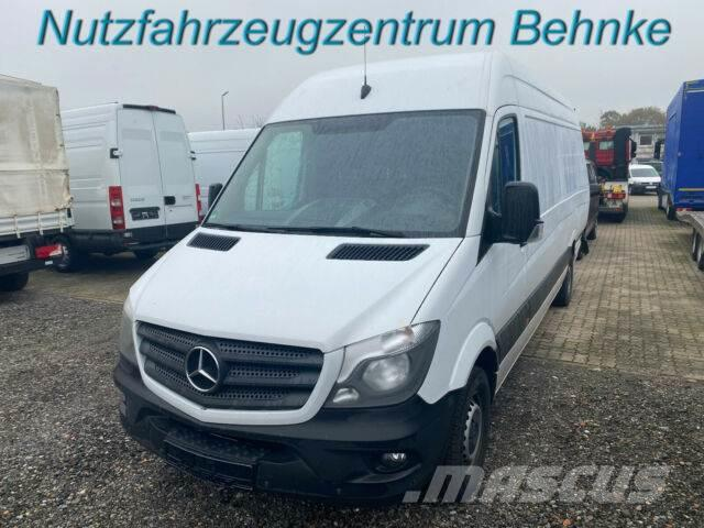 Mercedes-Benz Sprinter 316 CDI KA/L3H2/DriverComfort+EasyCargo