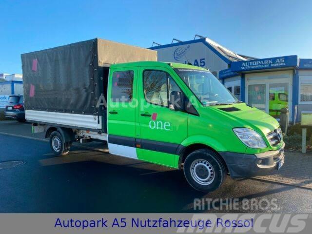 Mercedes-Benz Sprinter 316 CDI Plane Doka 3,5 T Anhängelast