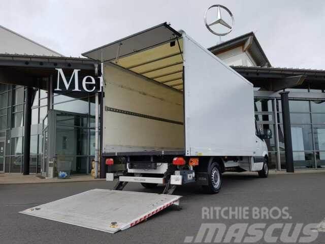 Mercedes-Benz Sprinter 316 CDI Koffer LBW Klima Navi Tempomat