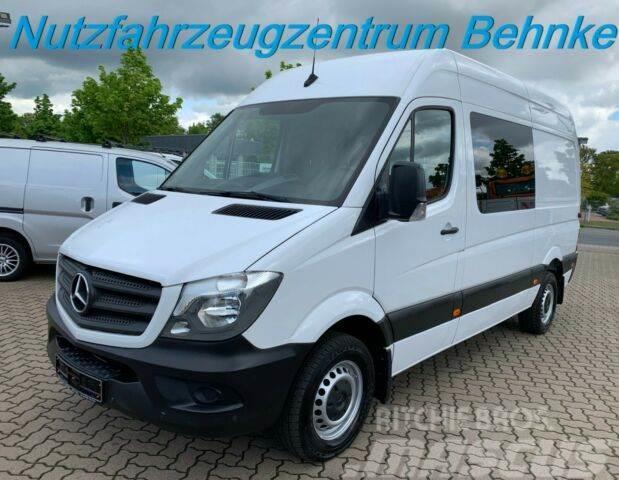 Mercedes-Benz Sprinter 316 CDI KA Mixto/ AHK 3,5t/ Euro 6