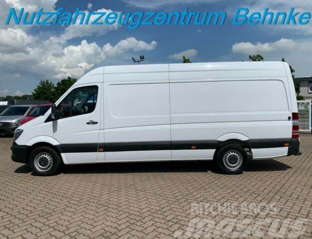 Mercedes-Benz Sprinter 316 CDI Maxi KA L3/ Klima/ PDC/ EU6