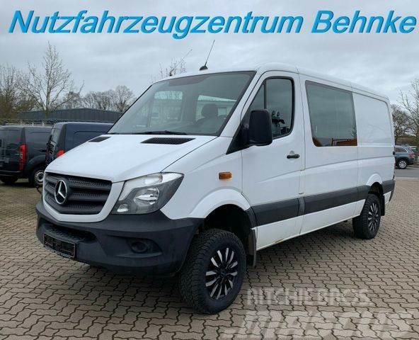 Mercedes-Benz Sprinter 316 CDI Mixto L2H1 4x4/5Sitze/Klima/EU6