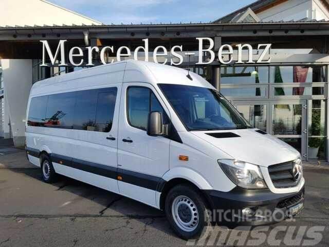 Mercedes-Benz Sprinter 316 CDI Kombi Maxi AHK Klima Totwinkel