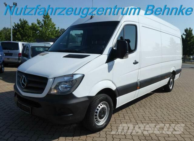 Mercedes-Benz Sprinter 316 CDI Maxi/ Klima/ Navi/ Euro6
