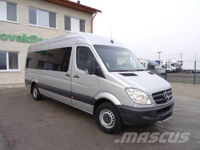 Used mercedes benz sprinter 319 cdi automat vin 158 mini for Mercedes benz 319 bus for sale