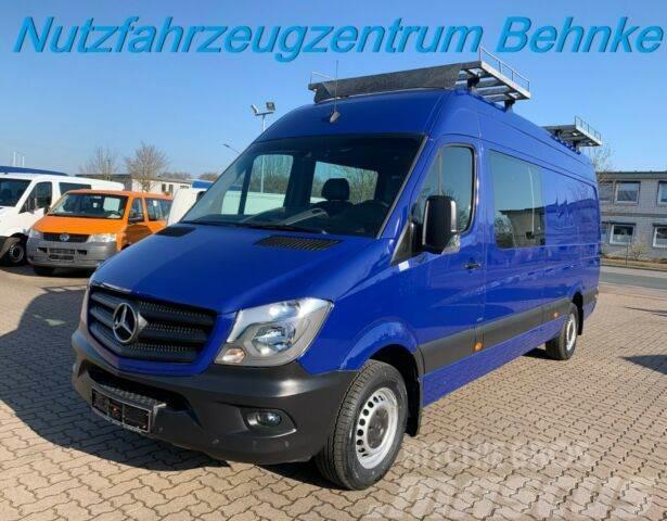 Mercedes-Benz Sprinter 319 CDI Mixto KA Maxi/ AHK 3,5t/ Euro6